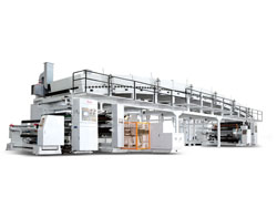HIGH-SPEED COATING MACHINE