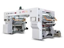 Solvent-less lamination machine
