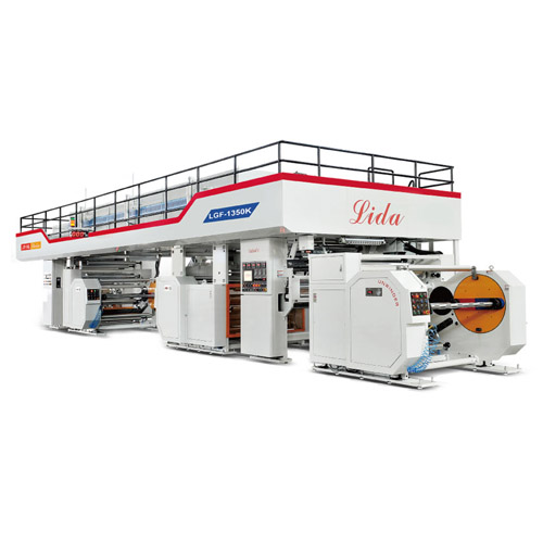 High Speed Film Dry Lamination Machine