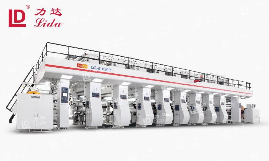 LYA-R Series Rotogravure Printing Press