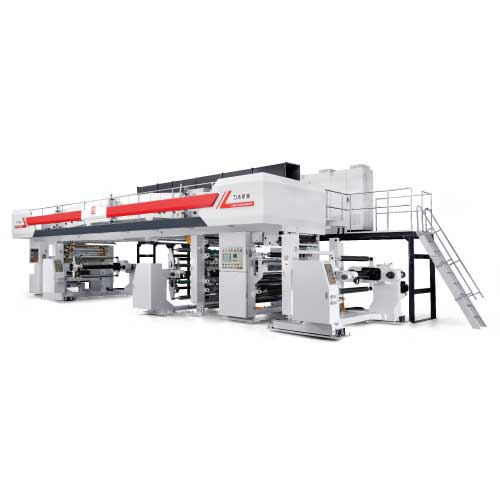 LGF-M Series Dry Lamination Machine