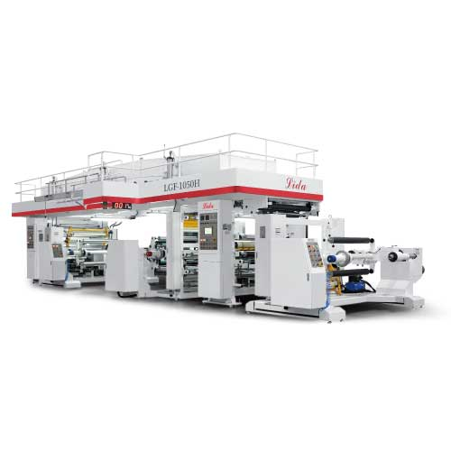 LGF-H  Series Dry Lamination Machine