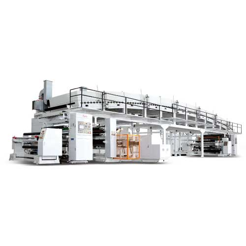 LTF-M Series High-speed Coating Machine
