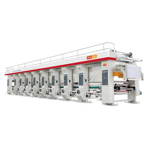 LYA-F Series Rotogravure Printing Machine