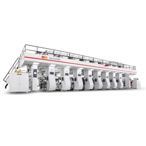 LYA-R Series Rotogravure Printing Machine