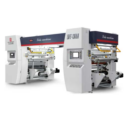 LWF-1300A Series Solvent-less Lamination Machine