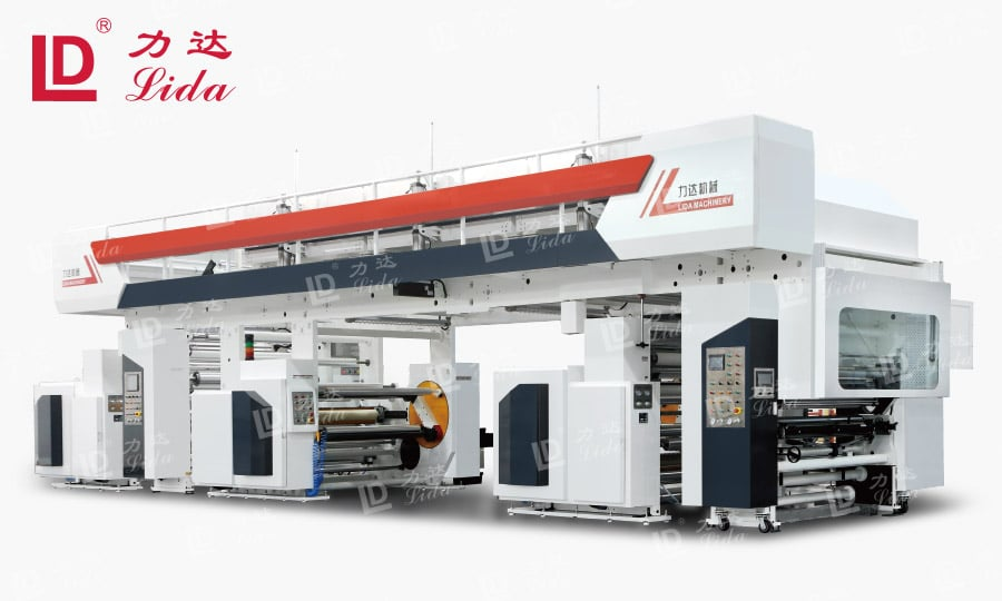 LGF-R Series Dry Lamination Machine