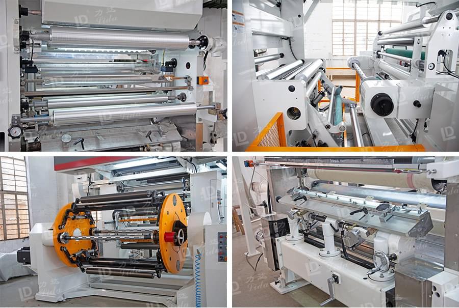 Computer Control Rotogravure Printing Machine