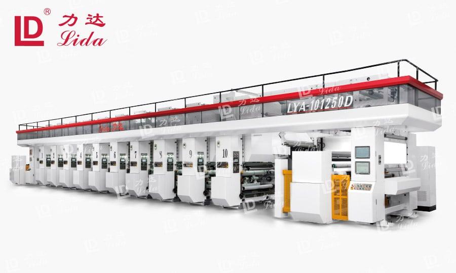 LYA-D Series Rotogravure Printing Machine