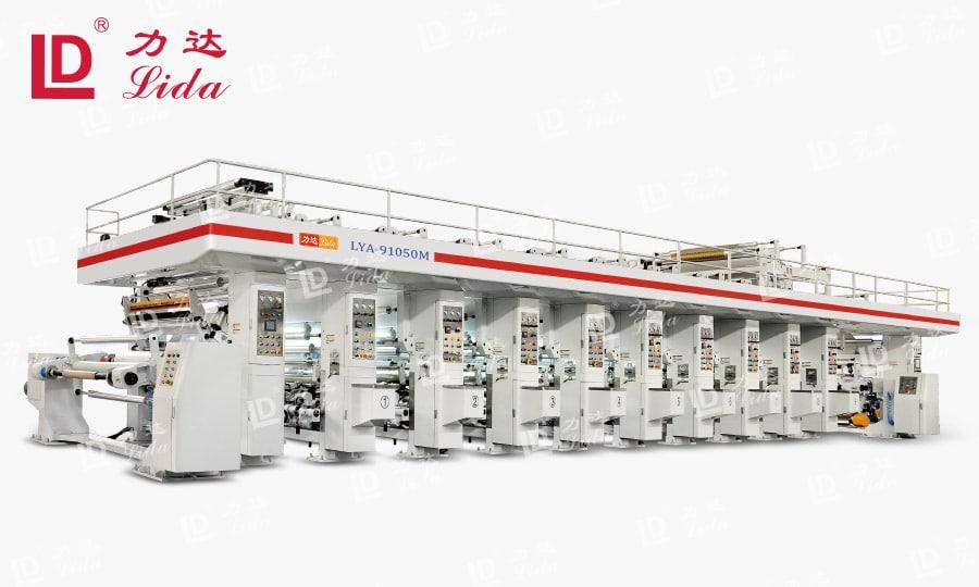 LYA-M Series Rotogravure Printing Machine