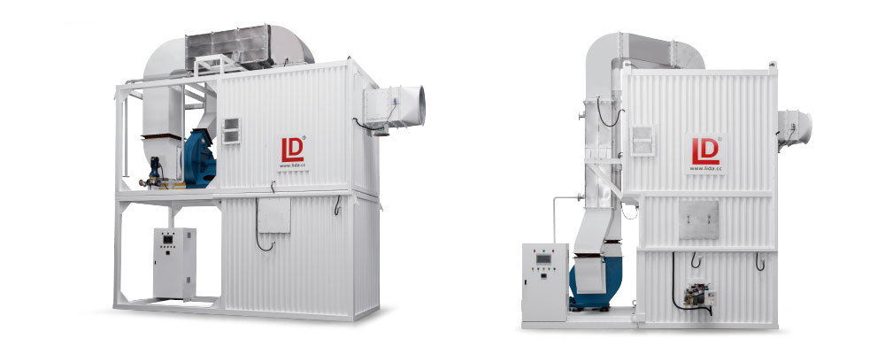 LCO Series VOCs Catalytic Oxidizer