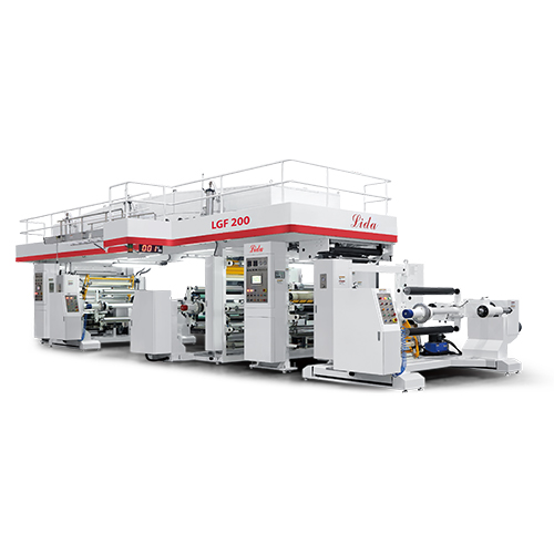 LGF 200 Series Dry-lamination Machine