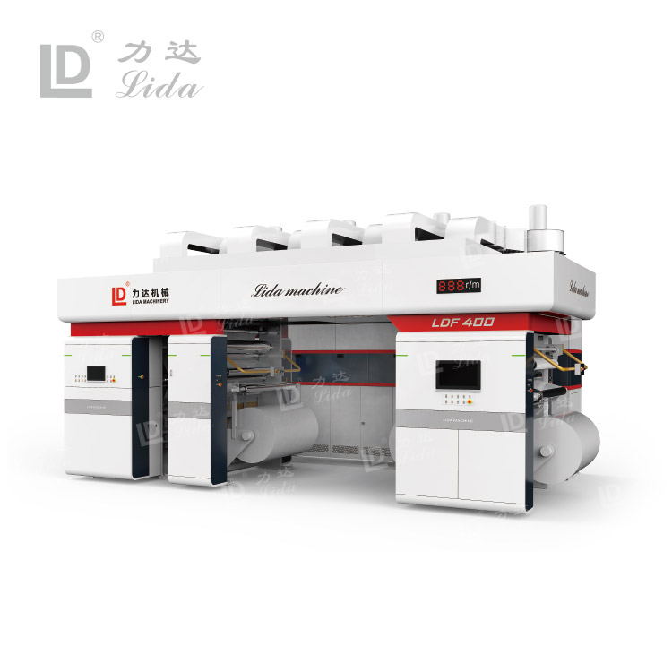LDF 450 Series Combi Lamination Machine