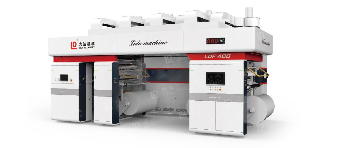 Combi Lamination Machine
