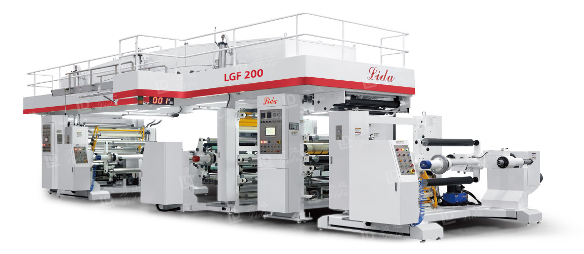 Dry-lamination Machine