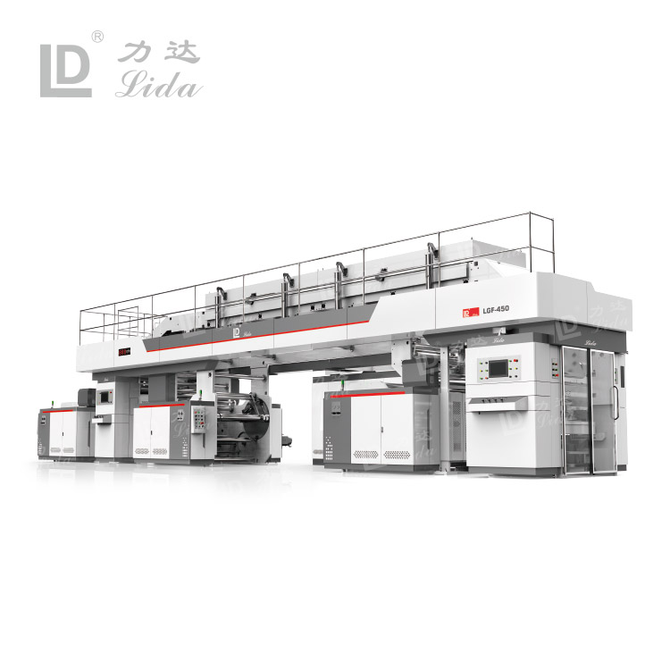 LGF 450 Series Dry-lamination Machine