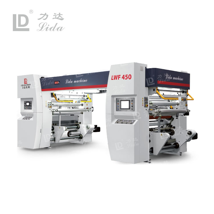 LWF 450 Series Solvent-less Lamination Machine
