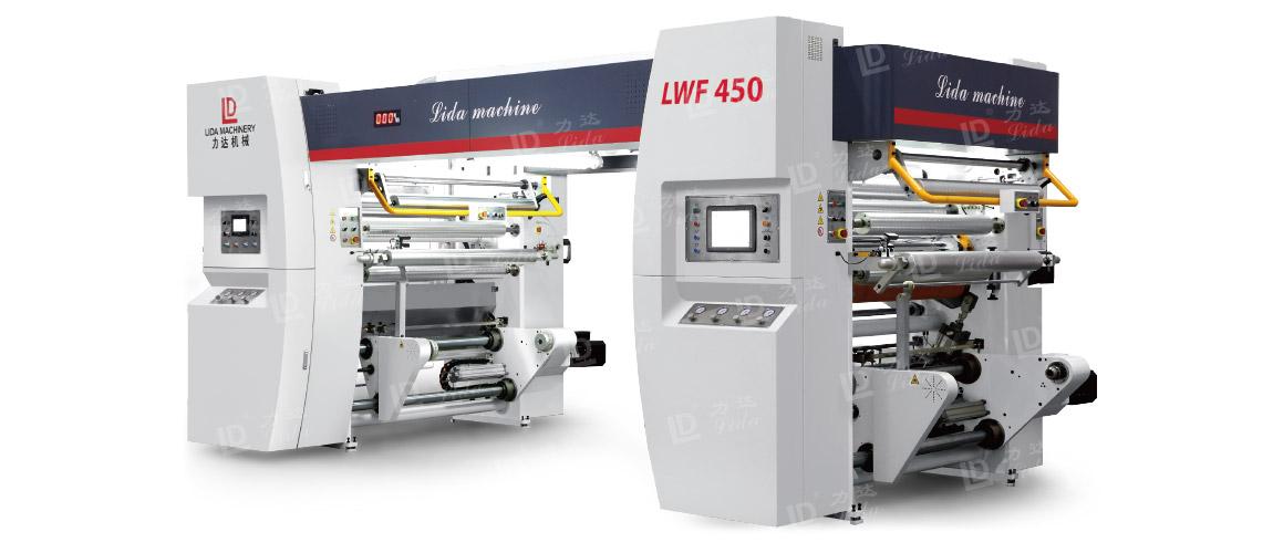 LWF 450 Series Solvent-less Lamination Machine