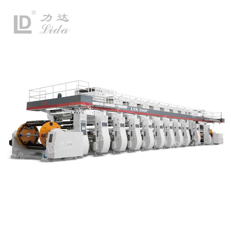 LYA 300P Series Rotogravure Printing Machine